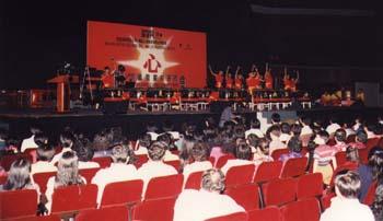 善心人士踊跃出席《禅心道义群星慈善晚会》,支持禅菩门为不幸的一群作出贡献
